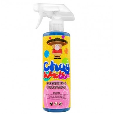 Ароматизатор Chemical Guys  Бабл Гам Chuy Bubble Gum Premium Air Freshener & Odor Eliminator AIR_221_16