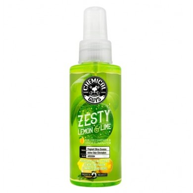 Ароматизатор Chemical Guys Zesty Lemon Lime AIR23204